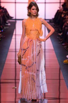 SPRING/SUMMER 2017 Armani Privé Spring/Summer 2017 Couture Collection
