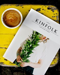 This is not relevant, but I wish we could do a magazine like kinfolk. love kinfolk. we can learn from their simplicity.