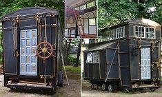 Chloe Barcelou Brandon Batchelder S Tiny House On Wheels