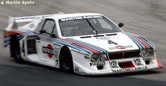 Daytona 24 Hours 1981 - Lancia Beta Montecarlo Turbo no.4 - Racing Sports Cars