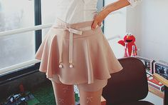 cute Korean skirt