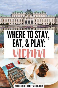 Travel to Vienna, Austria - World Wide Honeymoon Visit Austria, Austria Travel, Europe Travel Guide, Travel Guides, Travelling Europe, Budget Travel, Travel Destinations, Vienna Austria Winter, Austria Food