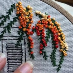 French Knot Embroidery for FlowersYou can find Embroidery patterns and more on our website.French Knot Embroidery for Flowers French Knot Embroidery, Hand Embroidery Videos, Embroidery Stitches Tutorial, Learn Embroidery, Hand Embroidery Stitches, Embroidery Techniques, Crewel Embroidery, Embroidery Needles, Hand Stitching