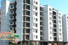 Maya Garden City is a luxury residential project, located at Zirakpur, Chandigarh which offers spacious apartments and pent house. Maya Garden City flats are available in 610 - 5700 Sq. size at starting price Rs. Lac only with all modern amenities. Real Estate Development, Pent House, Chandigarh, All Modern, Maya, City, Apartments, Garden, Commercial