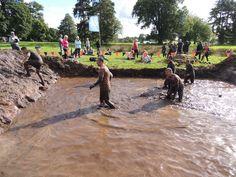 Quagmire obstacle at Tough Mudder