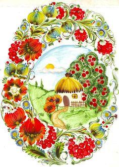 Petrikovka (Ukrainian folk art)