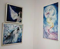 Lupii dacilor, picturi de Corina Chirila si Ioana Dascalu Gallery Wall, Frame, Home Decor, Homemade Home Decor, A Frame, Frames, Hoop, Decoration Home, Interior Decorating