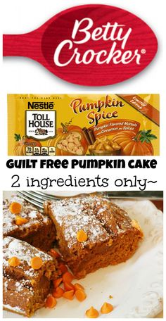 Perfect cake for the season. Best part  it is guilt free, low fat and weight watchers friendly. #Pumpkin cake.