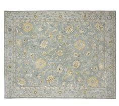 Maren Persian-Style Rug #potterybarn