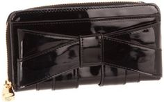 Z Spoke Zac Posen Shirley ZS1349 Wallet,Black,One Size Z Spoke by Zac Posen. $95.00