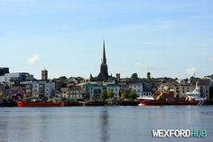 At the tail-end of the 18th Century, Wexford Harbour was Ireland's sixth busiest port. Unfortunately, a change in tidal flows occurred after a major land reclamation project was completed in the mid-1800s.