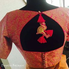 Latest pattu saree blouse designs to try in 2019 latest pattu saree blouse designs to try in 2019 blouse patterns for silk sarees bling sparkle. Indian Blouse Designs, Blouse Back Neck Designs, New Saree Blouse Designs, Simple Blouse Designs, Stylish Blouse Design, Design For Blouse, Latest Blouse Neck Designs, Blouse Neck Patterns, Sari Design