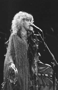 Stevie Nicks' Style Evolution: A Look Back At Her Most Epic Outfits (PHOTOS)