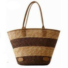 New 2016 Fashion Women Straw Handbags One Shoulder Bag Women Beach Handbags Women Messenger Bags