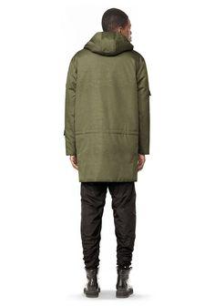 Jackets and outerwear Men - Jackets and outerwear Men on Alexander Wang Online Store