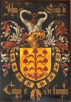Jehan de Crequy – Bruges 1468 (©KIK-IRPA)