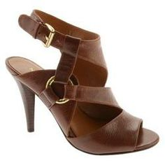 Women's Nine West Lezetta Cognac Leather