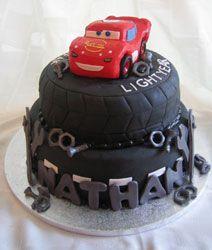 Linzi's cakes...