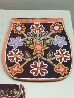 Native American Beadwork (4) by mharrsch, via Flickr