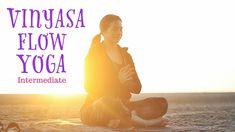 Vinyasa Flow Yoga (intermediate)