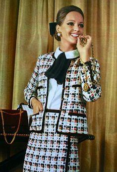 1968 - Chanel suit
