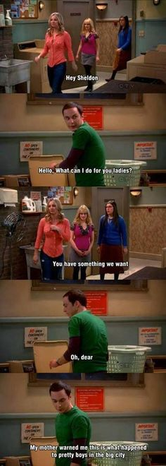 Via: The Big Bang Theory Memes