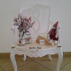 Deliziosi angoli di casa. http://elbichofeo.blogspot.com https://www.facebook.com/bichofeo.creativita.in.movimento/
