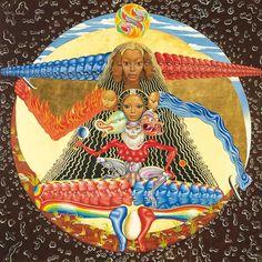 Mati Klarwein (psychedelic surreal)