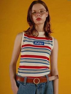 New fashion trends and outfits for teens and young women in spring and summer 2019 New Fashion Trends, 80s Fashion, Korean Fashion, Fashion Outfits, Womens Fashion, Ladies Fashion, Fashion Clothes, Estilo Geek, Summer Knitting