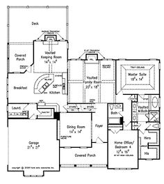 A good plan for my future home.