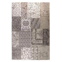 6000** žinylka Koberec Spiros, 160x230 cm, šedohnědý
