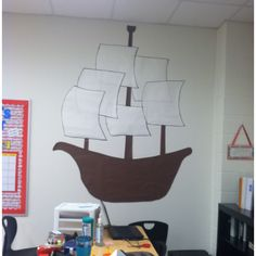Nautical themed classroom... THE CREW will be added