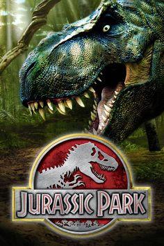 Las cuatro películas de Jurasic Park...Desde el inicio nos muestra la era de los dinosaurios.