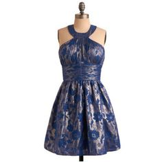 Modcloth The Finalist party dress Has light padding in the bust. Comes from a pet/smoke-free home. ModCloth Dresses