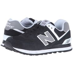 New Balance Classics W574 Women s Classic Shoes ( 75) ❤ liked on Polyvore  featuring shoes a7386ac90