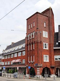 tower Surinameplein