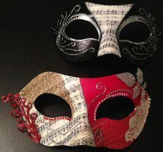 DIY Masquerade  Masks #Musely #Tip