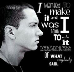 Eminem who am I interview