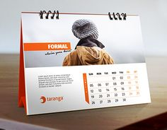 "Check out new work on my portfolio: Desk Calendar""… O Design, Layout Design, Graphic Design, Table Calendar Design, 2016 Calendar, Desk Calendars, Notebooks, Templates, Check"