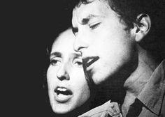 Joan Baez & Bob Dylan