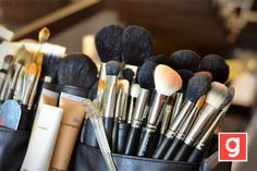 you can never go wrong with a good set of make-up brushes