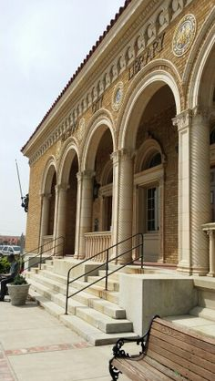 Hillsboro texas old post office now library building