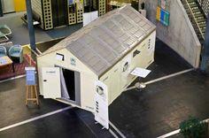 Ikea : Une maison en kit pour les réfugiés.