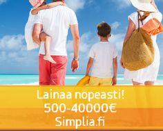 SIMPLIA.fi | Kiinnostaisiko Edullisin  500-40 000€ Laina: Pane 16 Pankkia Taistelemaan  Lainastasi!