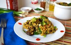 Fellowship of the Vegetable Curry Fried Rice 1