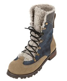 Navy Snowie Lace All-Terrain Boot for more than half off! - LeBunny Bleu Sign up to win a $75 gift card. https://www.lebunnybleu.com/giveaway_1913