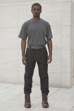 YEEZY season 6 Yeezy Fashion, Mens Fashion, High Fashion, Dope Outfits, Fashion Outfits, Kanye West Outfits, Yeezy Season 6, Yeezy Outfit, Yeezy By Kanye West