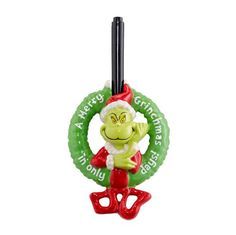 Department 56 Grinch Countdown Magnet Magnet