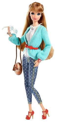 Barbie Style Midge Doll $27.00