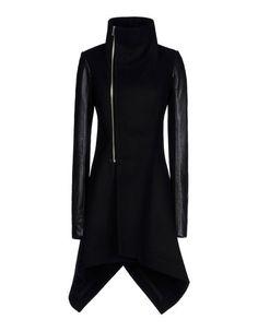 Rick Owens Coat - Rick Owens Coats Jackets Women - thecorner.com from THECORNER.COM